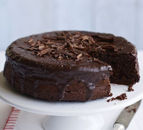 Brownie Cake – Eggless