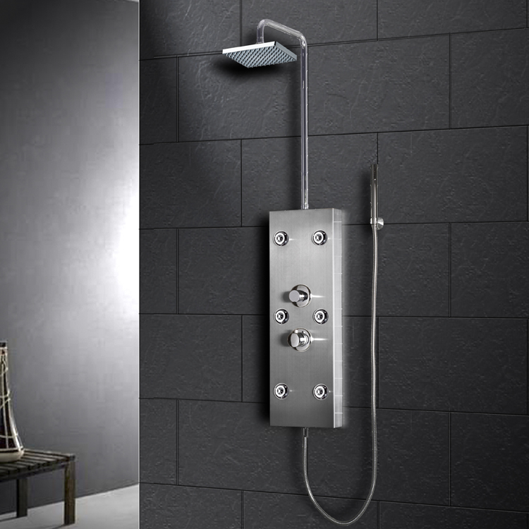 The A to Z of Owning A Shower Panel - WanderGlobe