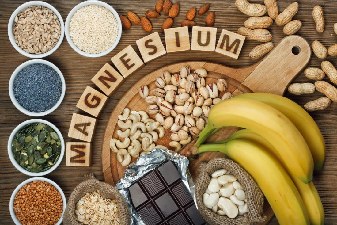 Health Benefits Magnesium