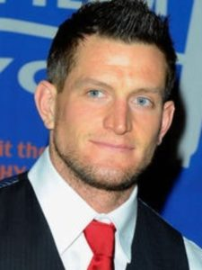 Ex-Giants punter Steve Weatherford