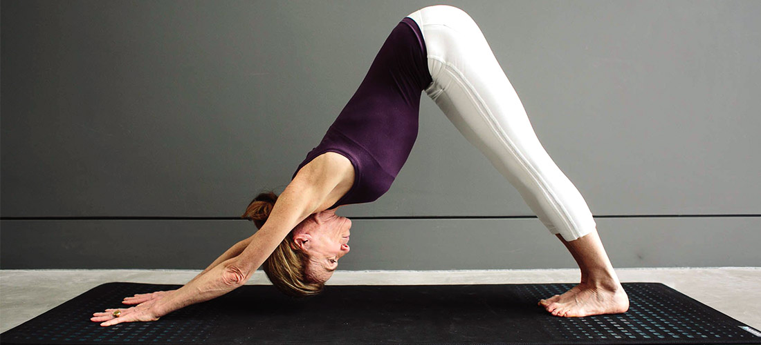 Yoga Downward Facing Dog
