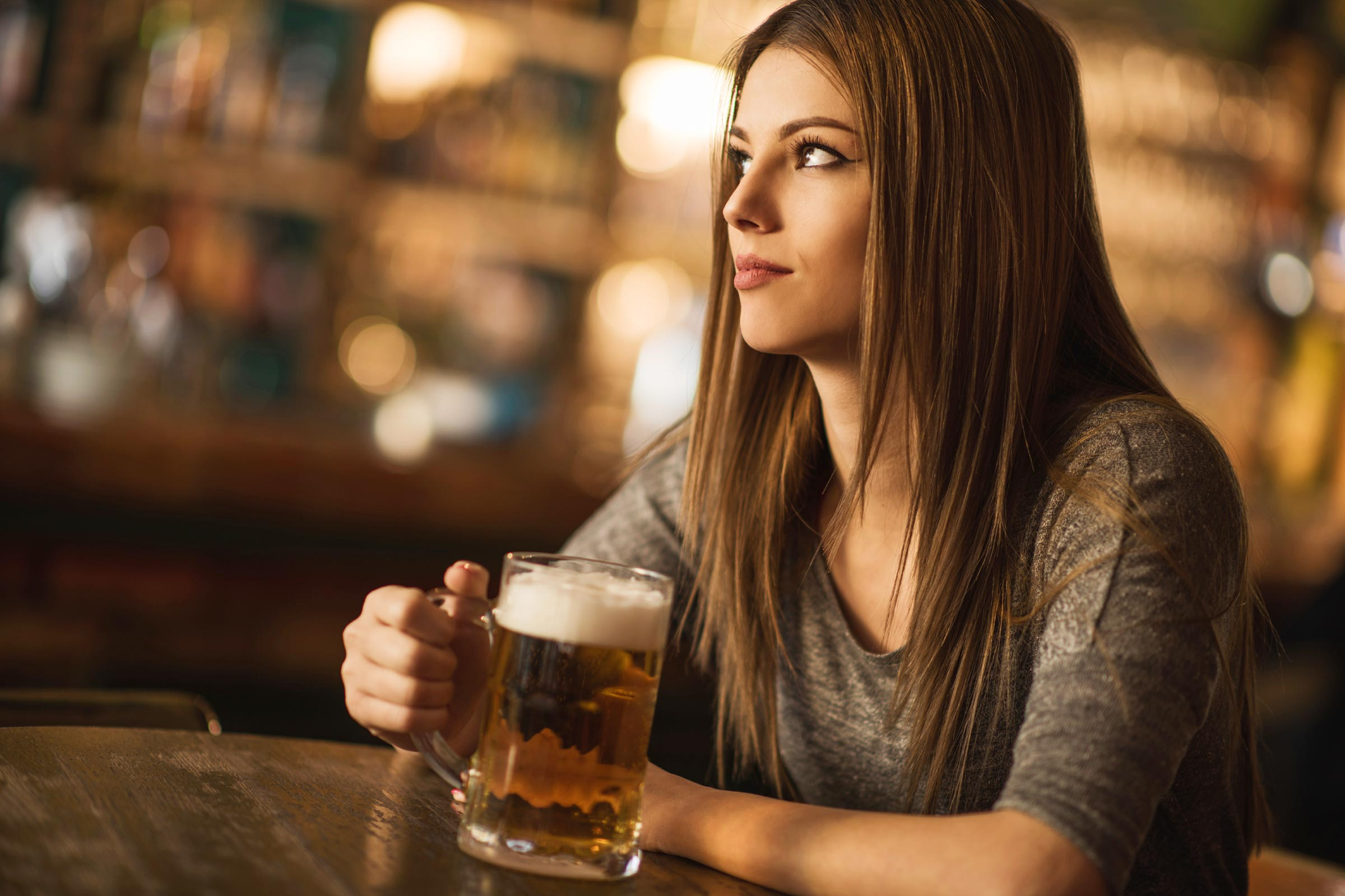 Do Women React Differently to Alcohol?