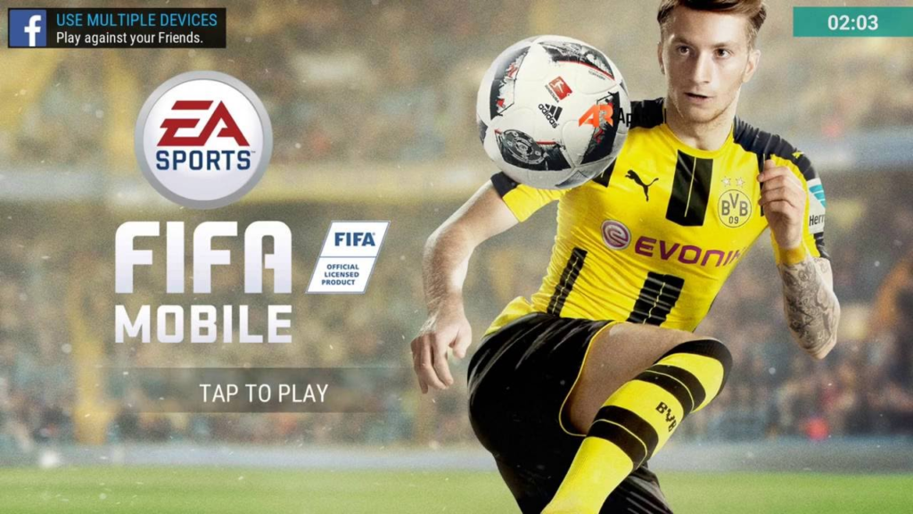 FIFA Mobile Football Game