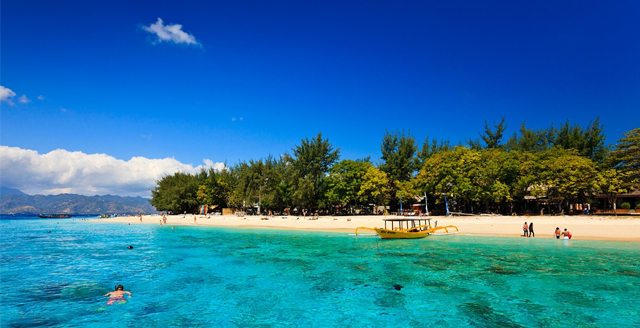 Gili Island Tour Indonesia