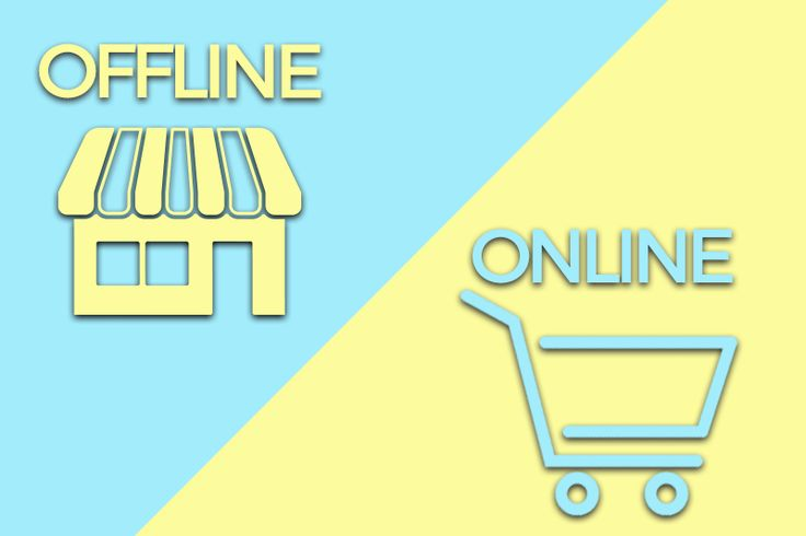 Offline Shopping vs Online Shopping
