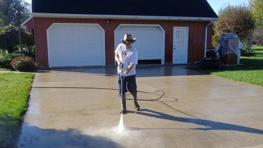 Heavy Uses Pressure Washer Safety Cleaning Tips