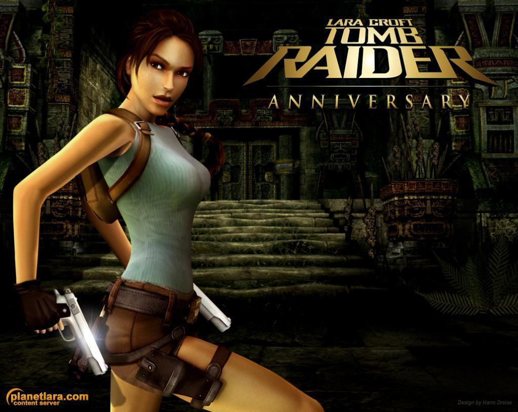 Tomb Raider I Game
