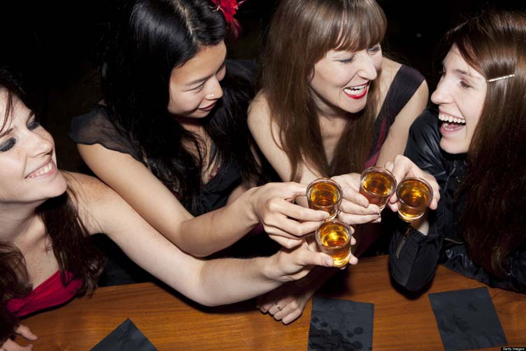 Women Alcohol Risk Factors