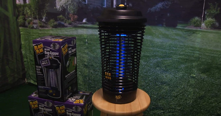 How can Bug Zappers Kill Mosquitoes