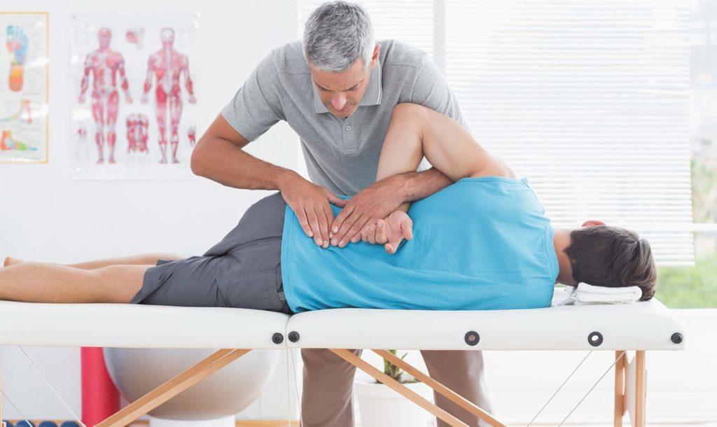 Chiropractors Help Back Pain