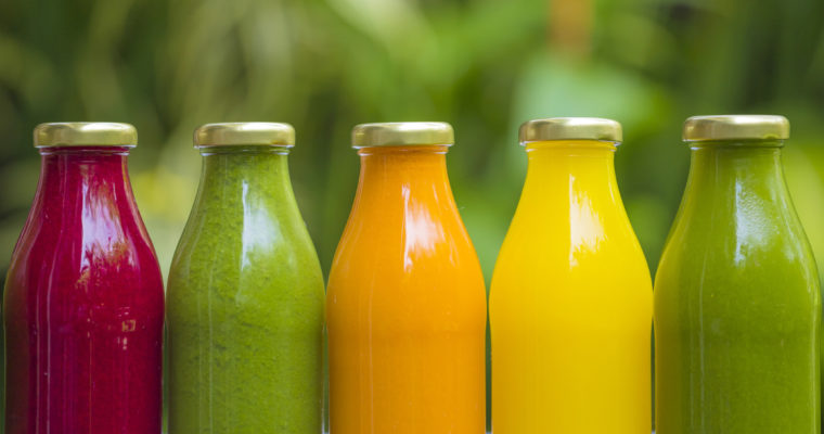 5 Reasons Why You Should Invest In Juicing