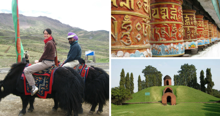 5 TOP THINGS TO DO IN NORTHEAST INDIA!
