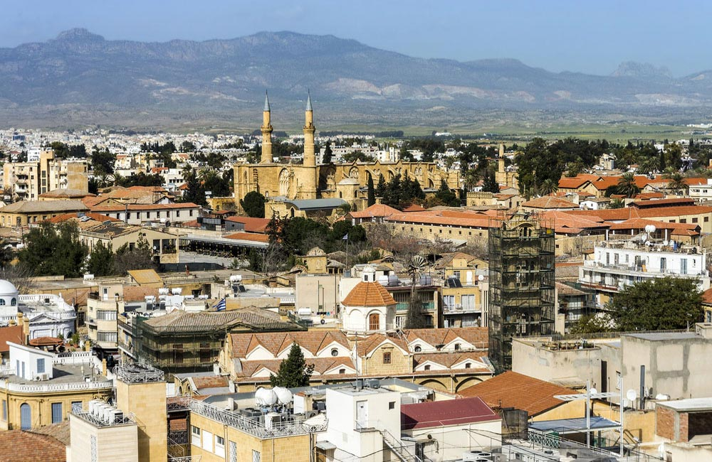 North Nicosia Cyprus