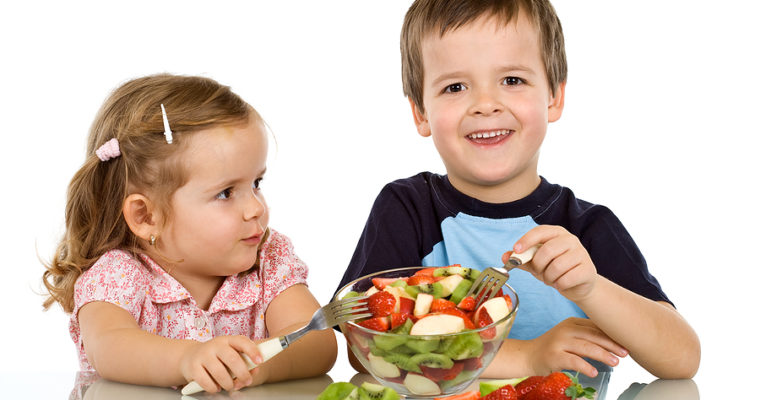 Promoting Healthy Diet for the Kids