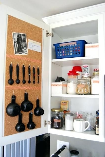 Put Things In Kitchen Cabinets