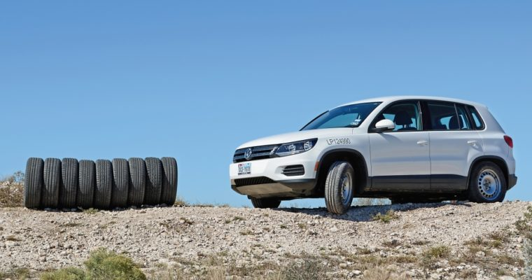 What are the different tyre tests to buy the right pair for your SUV?