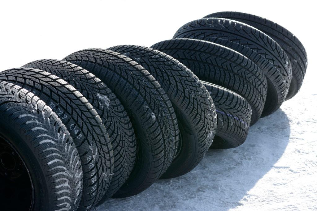 Tyre Test SUV