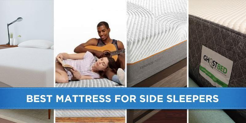 Best Mattresses for Side Sleepers