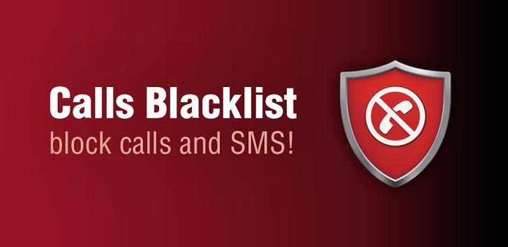 Calls Blacklist Android