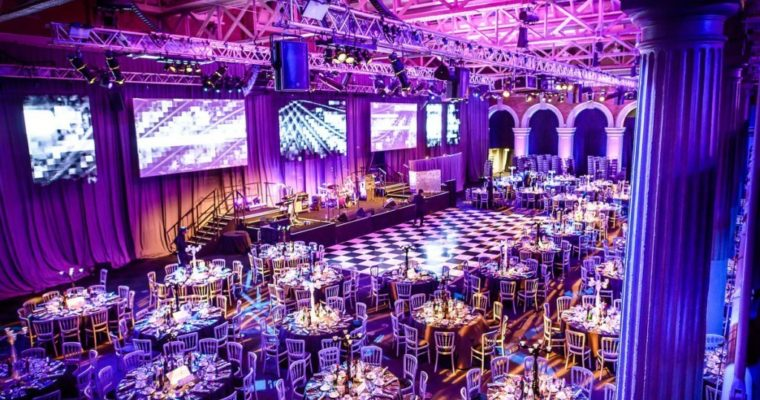 8 Top Christmas Party Venues for 2017 in London