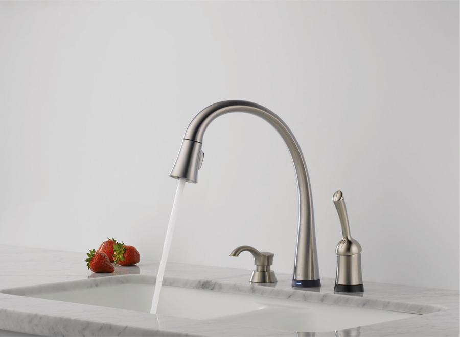 Delta 980T-SSSD-DST Kitchen Faucet