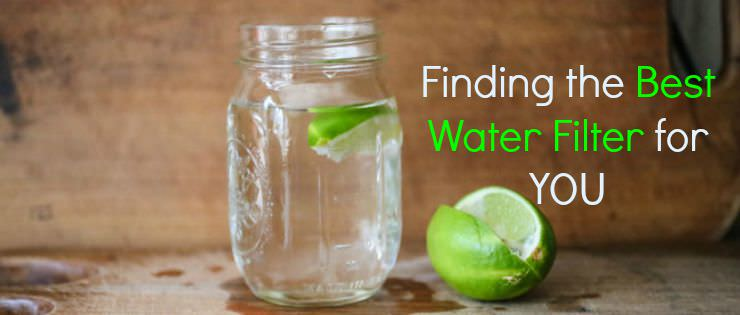 Finding The Best Water Filter System For Home Use