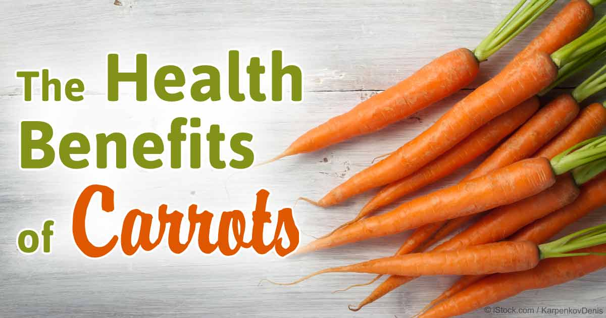Benefits of Carrot: Information, Nutrients