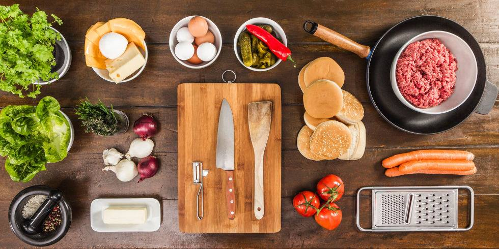 9 Basic Kitchen Accessories