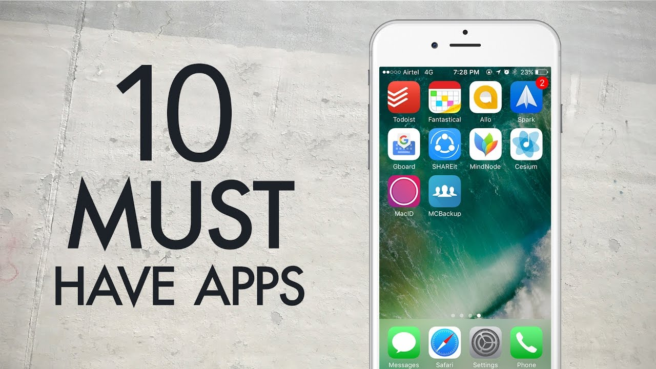 Ten Favorite Apps for Your iPhone