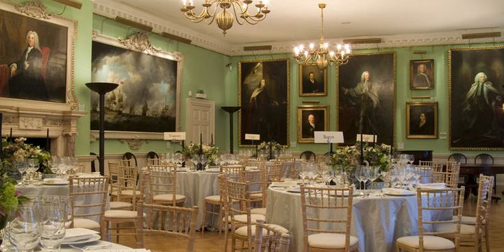 The Foundling Museum Christmas Party London