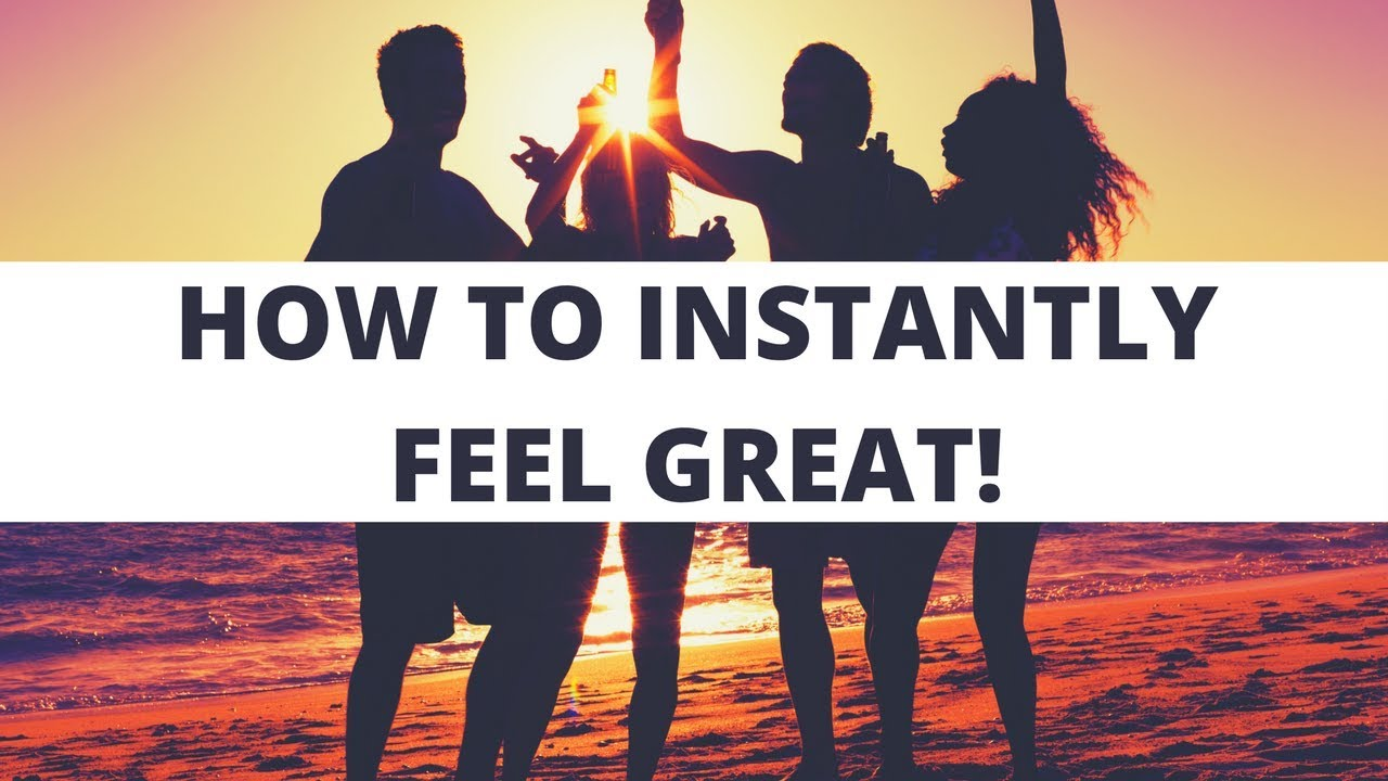 5 Tips on How to Feel Great in 2018