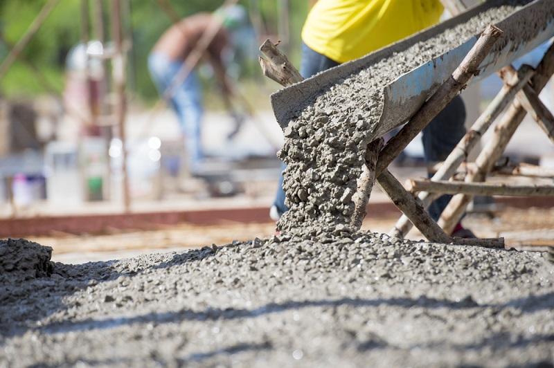 5 Steps That Make A Good Concrete Mixture