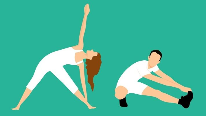 Great Yoga Poses to Do Next to Your Office Desk