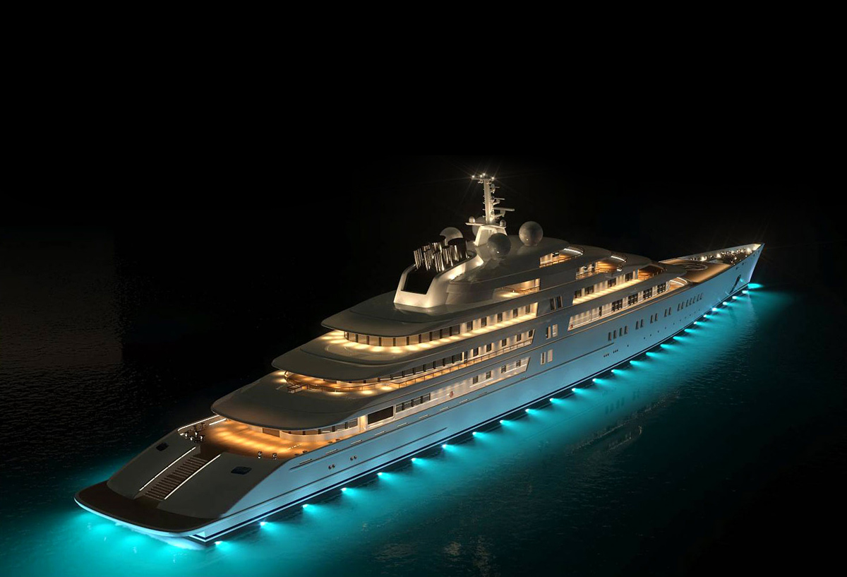 Beyond Your Dreams: the Most Expensive Yachts in the World!