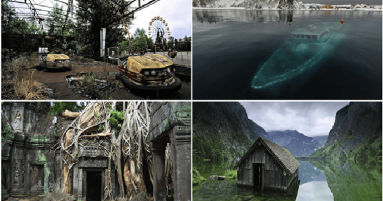 Mysterious Destinations in World That You Haven't Visited