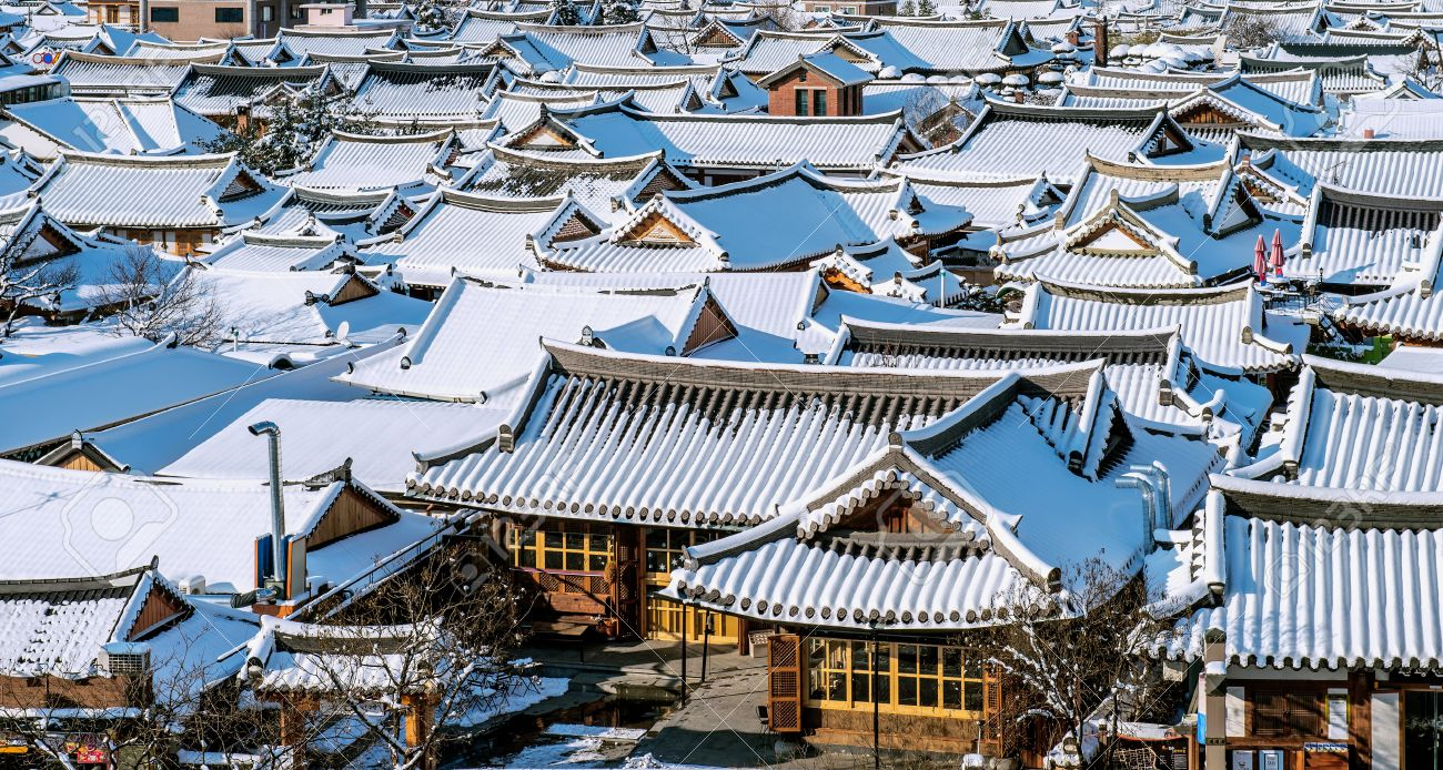 Traditional village of Jeonju
