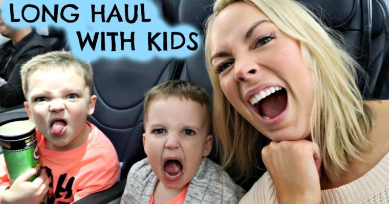 Try 7 Awesome Packing Tips for a Long Haul Flight with Kids