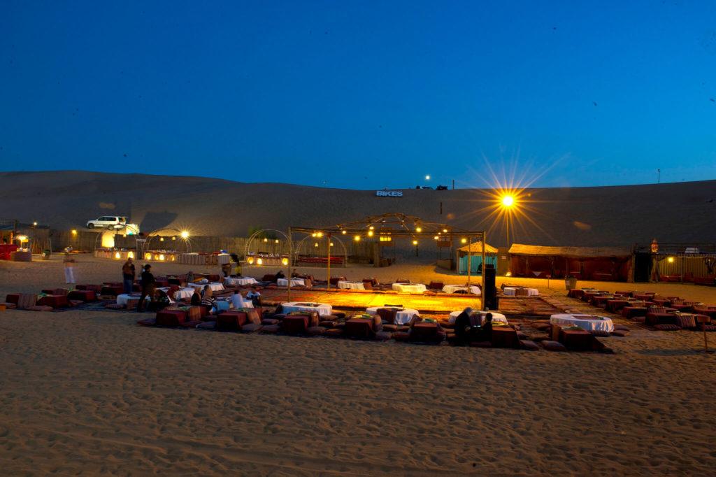 Desert Safari Camping