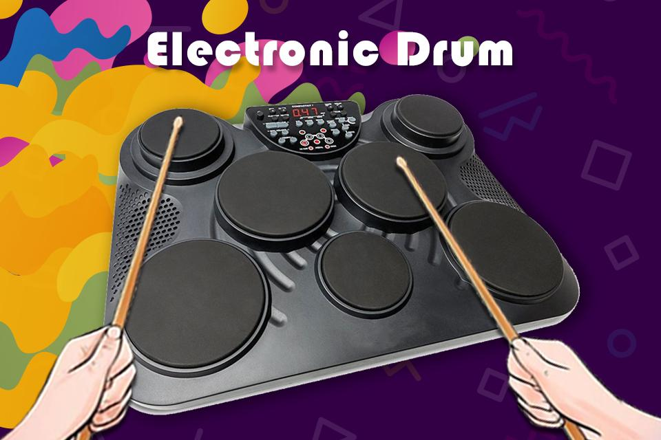 Electronic Drum Pad APK Free for Android – 9Apps
