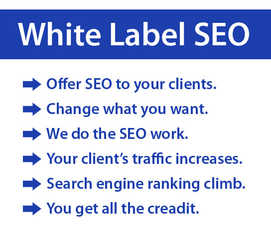 White Label SEO Features