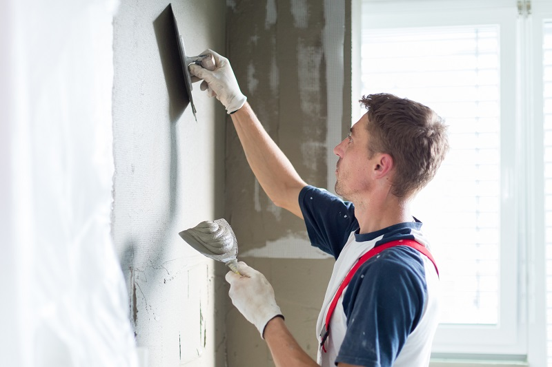 Qualities of the Plasterer That You Should Look Into