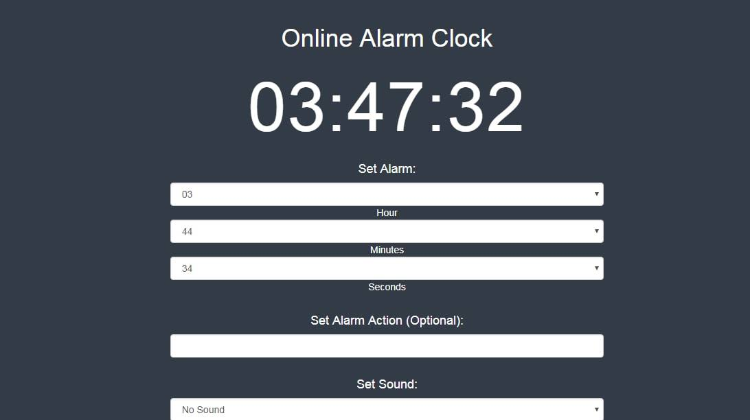 Set Free Reminders With Online Alarm Clock And Make Your Life Easier