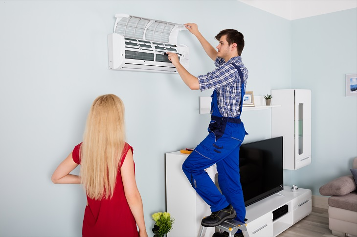 Image result for air conditioning installation