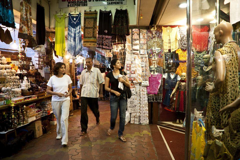Kala Ghoda Pavement Market