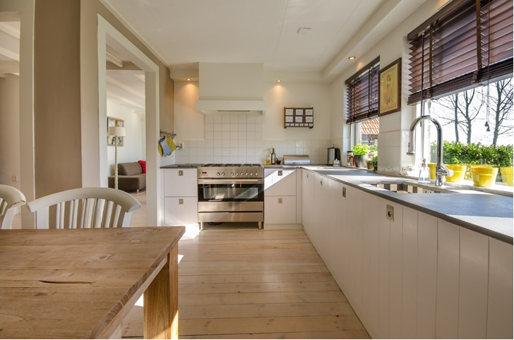 Power Saving Kitchen