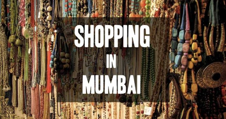 Top 6 Places for Shopping in Mumbai