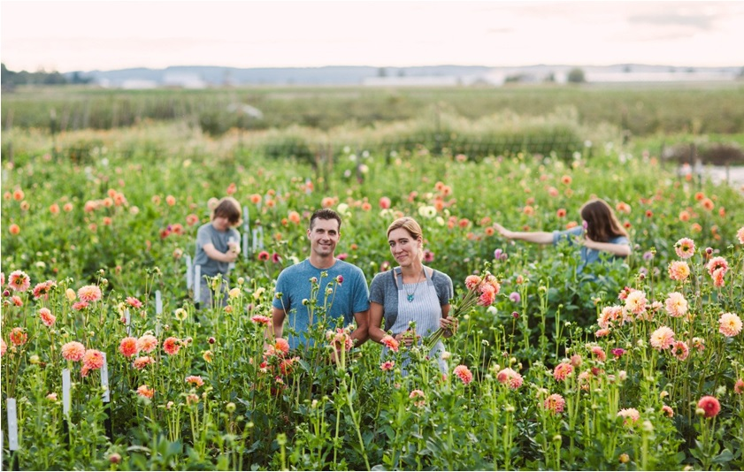 Inside The Blooming Business of Floret Farm