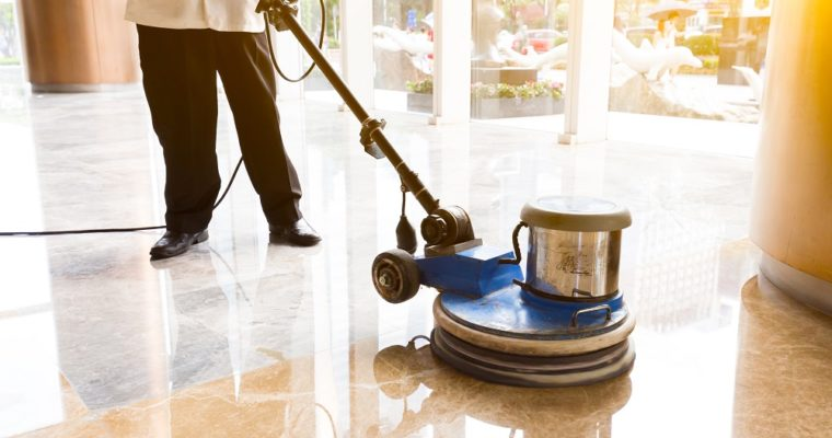 Steps to Achieve Desired Results in Concrete Floor Polishing