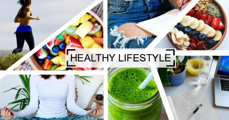 Effective ways to lead a healthy lifestyle!