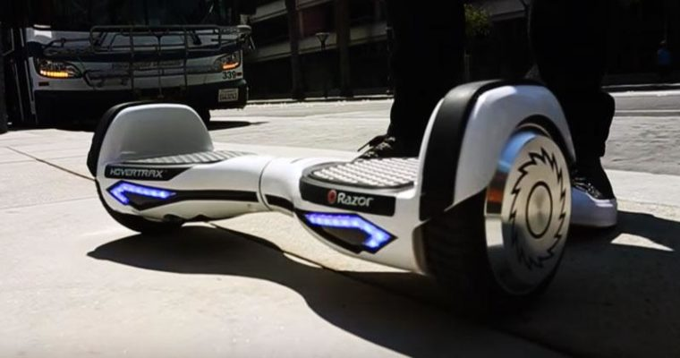 The Best Self Balancing Scooters and Hoverboards Review In 2018